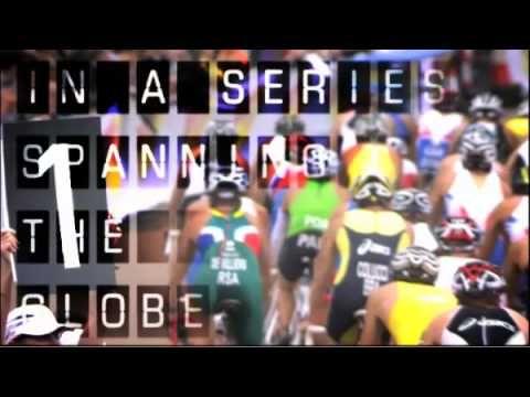 """2012 World Triathlon Series Trailer - """"Departures"""""""