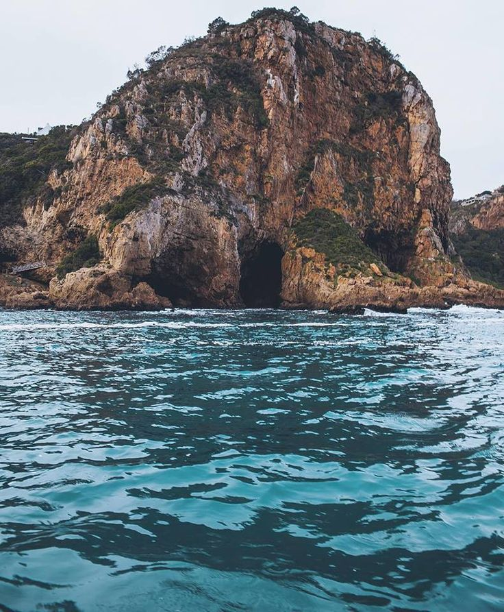Knysna Heads. How beautiful? Photo: LouwLemmer Photography. #GardenRoute #SouthAfrica