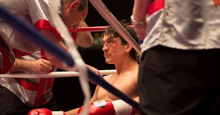 """'Bleed for This' Review: Boxing Movie About Real-Life Champ Pulls Its Punches: Miles Teller proves himself a champ by going all 12 rounds as Vinny """"The Pazmanian Devil"""" Pazienza, the Rhode Island boxer who competed in three different weight classes – only to face the fight of his life after breaking his neck in a car accident and being told to hang up the gloves. That hyperbolic plot summary suggests a minefield of Hollywood clichés, and to beThis article originally appeared on…"""