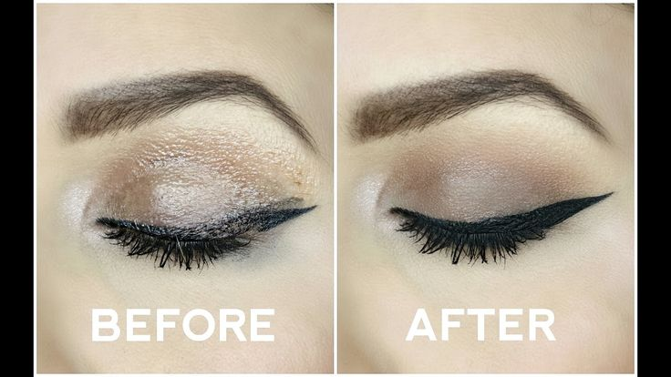 HOW TO STOP YOUR MAKEUP SMUDGING!!   OILY SKIN TR…