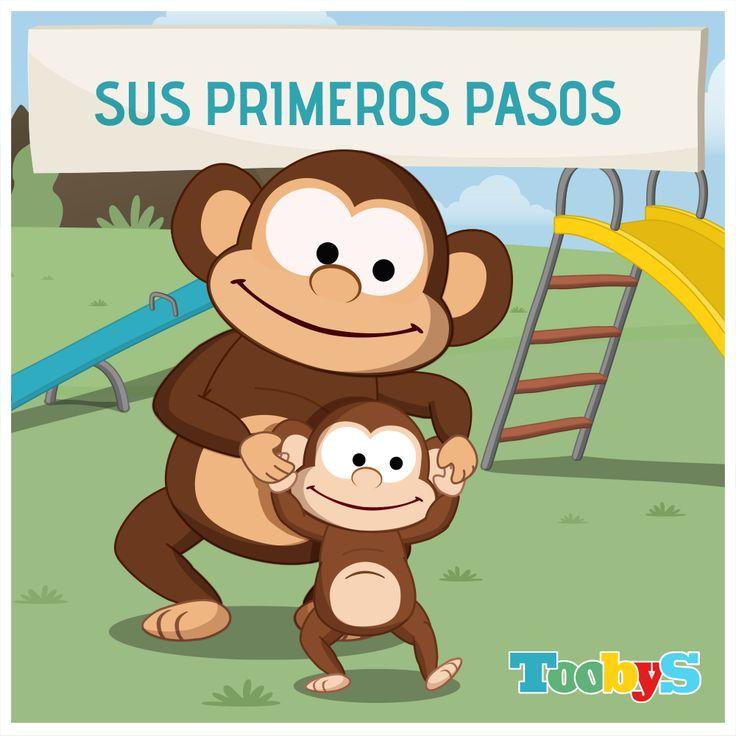 Los primeros pasos de tu niño, un momento especial y esperado para todo padre. #Toobys #SerPadres