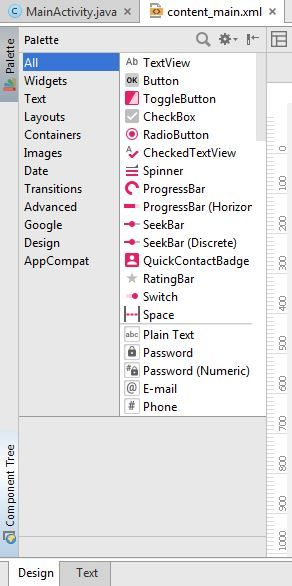 Learning interface of Android Studio Integrated Development Environment | ITTECH