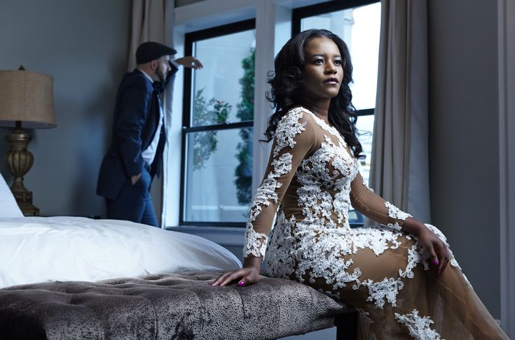 Wow how beautiful is this blog post that Frilancy hubby Michael wrote for her 26th birthday. Also can't over how stunning she looks in this lace gown by Dream Dresses By PMN. Wedding Dress, Lace Gown, African Bride, African American Bride, Wedding Gown, Couture Wedding Dress, Interracial couple, BWWM, Interracial Marriage, Interracial Love, Bridal Hairstyles, African American Hairstyles, Black Hairstyles, Black Makeup, Chanel Makeup, Michael Kors, Aldo Shoes