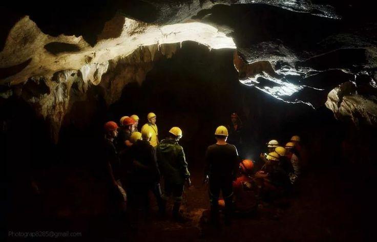 Landak cave