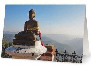 Buddha – Blank Card
