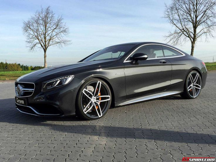 Mercedes S63 Amg Coupe By G