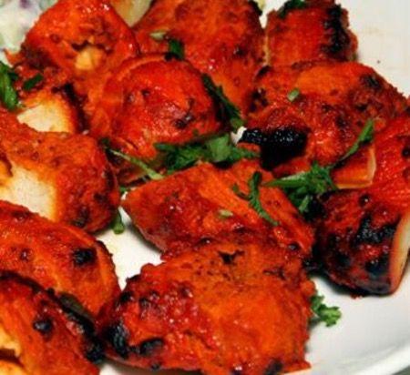 Grilled Tandoori Chicken - Much tastier than a doner ke