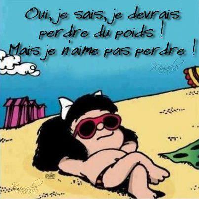 Mafalda, ma nouvelle idole ! ;-)