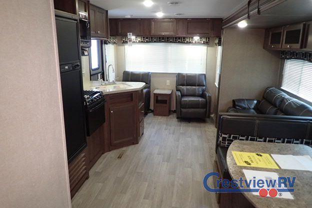 New 2017 Dutchmen RV Coleman Lantern Series 270RL Travel Trailer at Crestview RV | Georgetown, TX | #5486