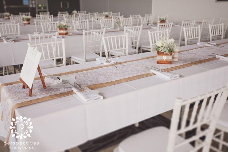 DIY wedding reception nz