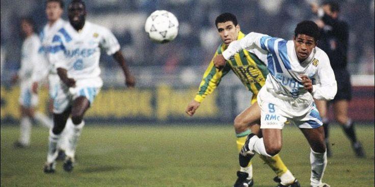 Sonny Andersson, 40 ans après Gunnar Olympique de Marseille