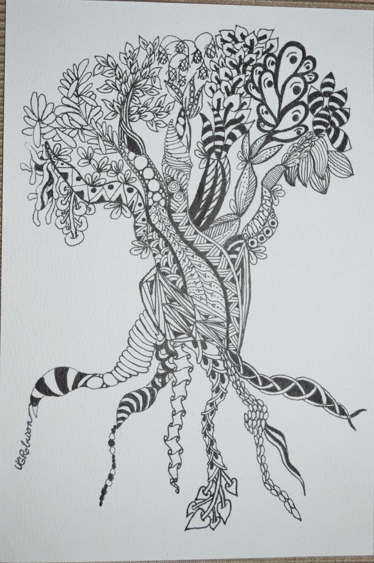 I made this Tree of Life for my daughter's partner who is an arborist.