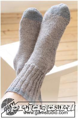 Как вязать носки спицами - описание от 1 года до 46го размера