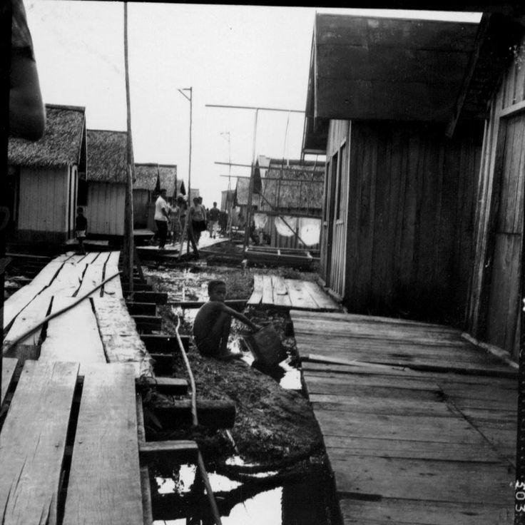 Manaus de Antigamente : A CIDADE FLUTUANTE DA MANAUS ANTIGA