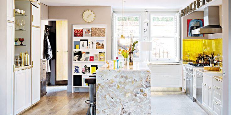 Les 1471 meilleures images du tableau cuisine kitchen for Regle amenagement cuisine