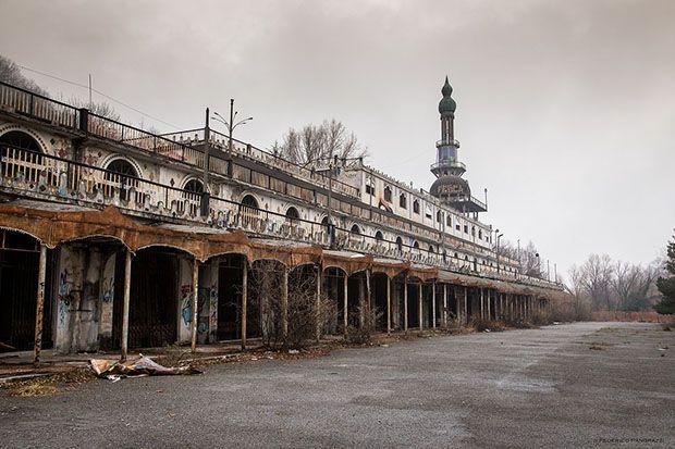 5 Suggestivi luoghi abbandonati in Italia