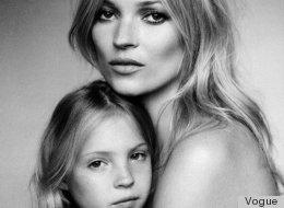 Lila Moss Vogue