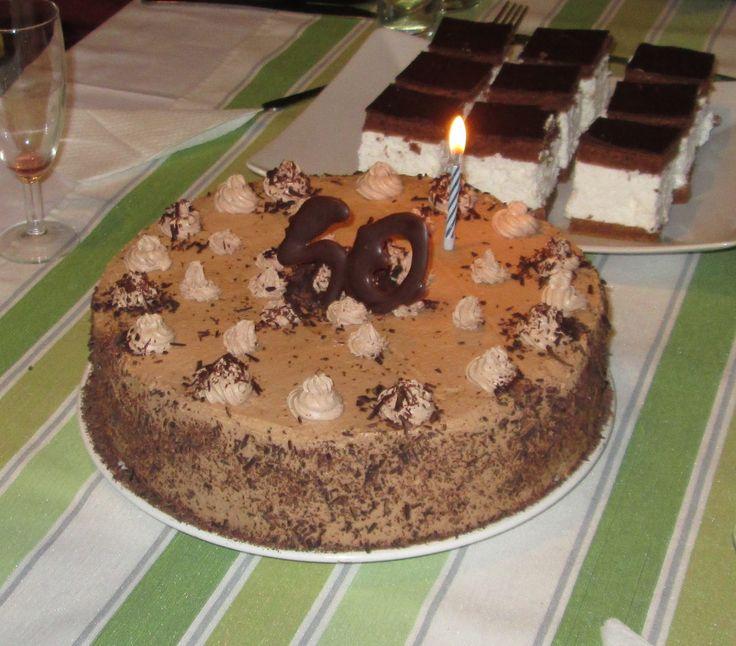 Születésnapi Csokoládétorta!