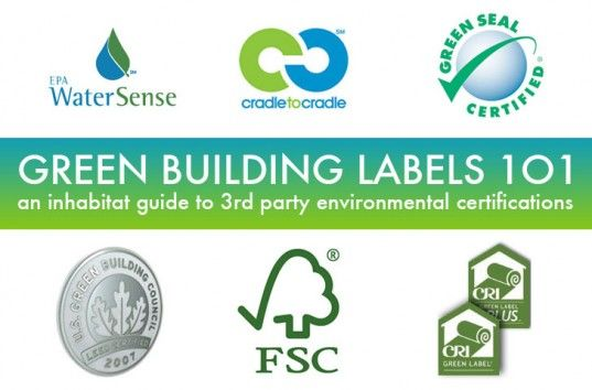 Green Building Labels 101: An Inhabitat Guide to Third Party Environmental Certifications | Inhabitat - Sustainable Design Innovation, Eco Architecture, Green Building