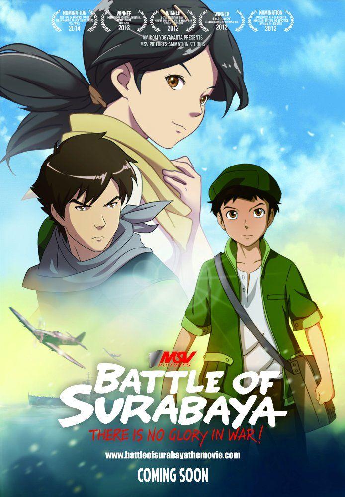 Battle of Surabaya (2015) IMDb Anime films, Animes to
