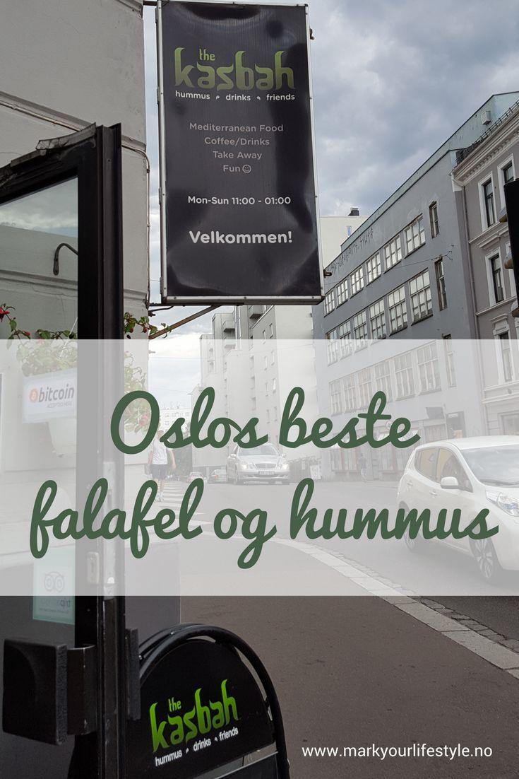 Oslo - hovedstadens beste falafel og hummus finner du på The Kasbah på Alexander Kiellands plass. Les anmeldelse i bloggen!