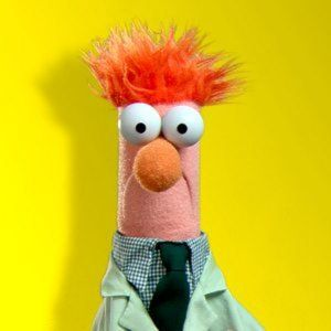 Beaker: Funny Pics, Favorite Muppets, Funny Pictures, Jim Henson, Beaker Muppets, Muppets Beaker, The Muppets, Meep Meep, Muppets Character