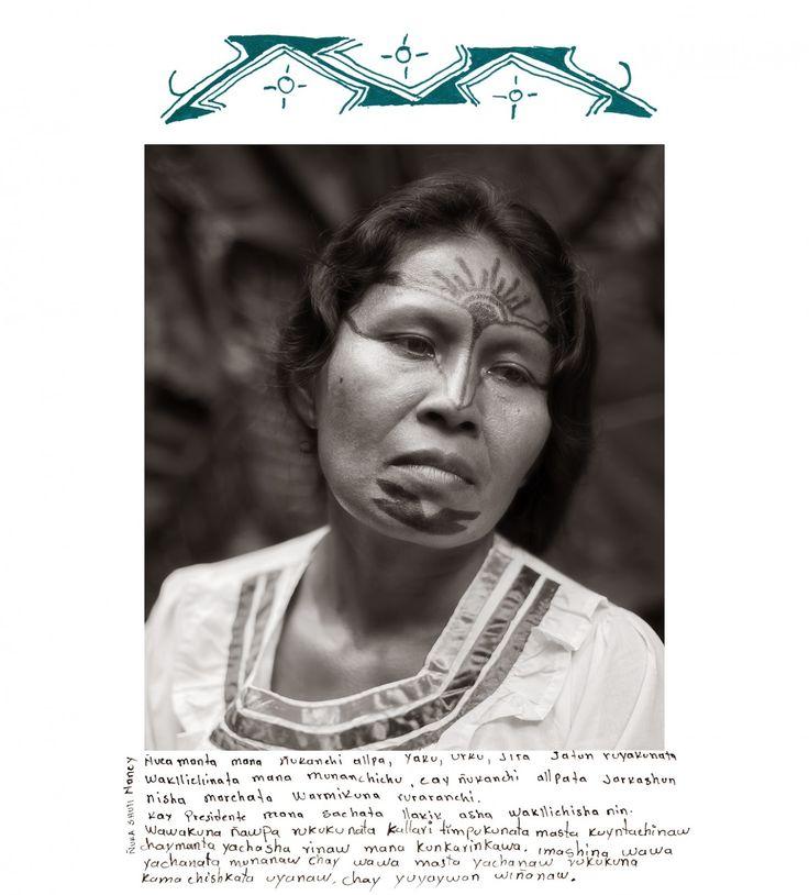White Wolf : 14 Stunning Photographs Of Indigenous Women Activists