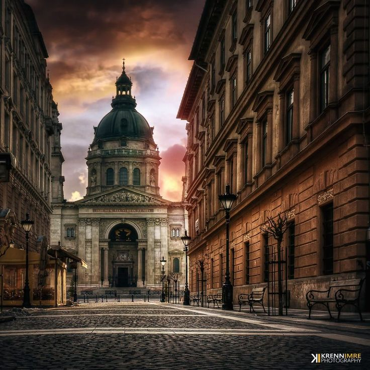 My name is Krénn Imre and I'm a city and landscape photographer from Budapest…