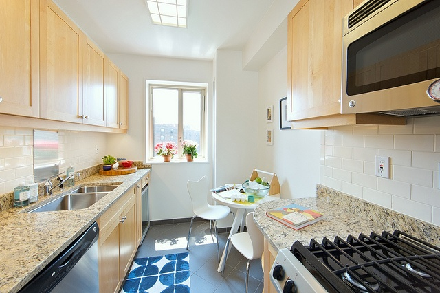 Stuyvesant town kitchen by pcvst living peter cooper for Peter cooper village rent
