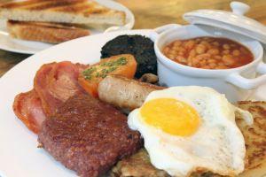 Full Scottish Breakfast by Scottish Food Overseas