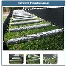 Alvanized Trampolín Muelles Para 6/8/10/12/14/16 pies trampolín(China (Mainland))