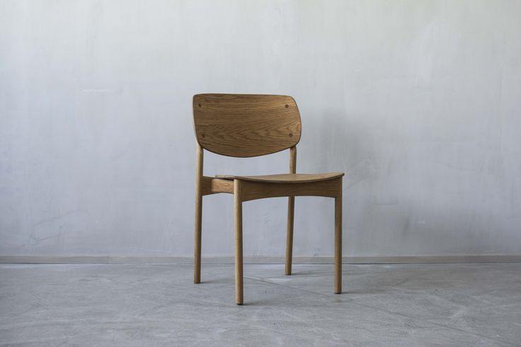 Fröja chair. Design Jonas Olsson for Möbelverket.