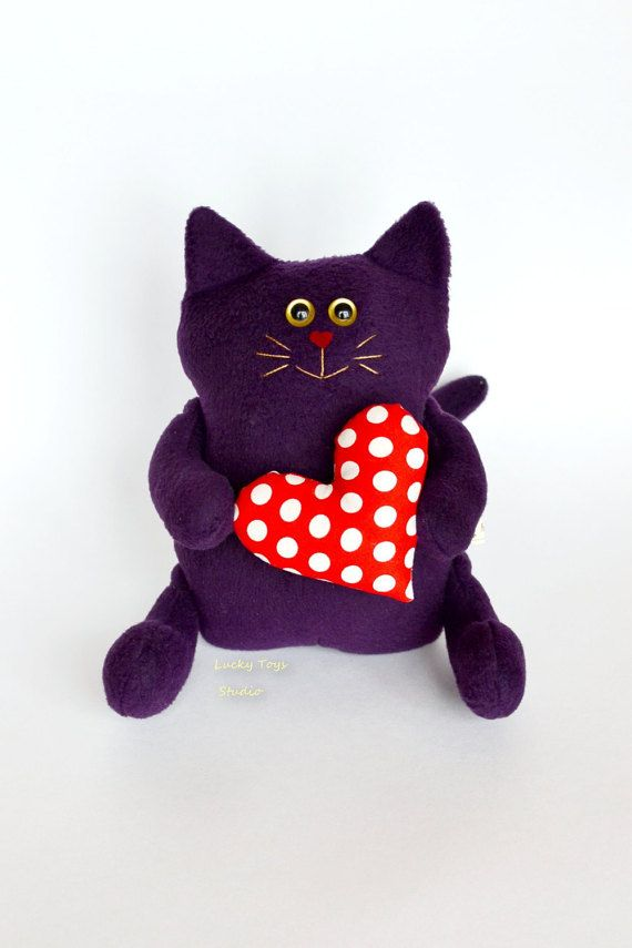 Catnip Toys For Valentine S Day : Images about valentines stuffed animals on pinterest