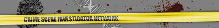 NEW! On the Crime Scene Investigator Network Website: http://www.crime-scene-investigator.net/blog.html