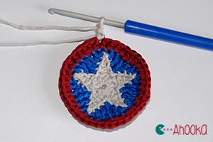 How to : make a star fit into a circle – crochet tutorial with ...