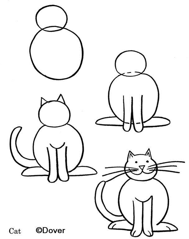 Great drawing lessons for children on here!