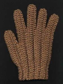 Free Crochet Pattern Ladies Mittens : Free Crochet Pattern - Womens Gloves Crochet Pinterest