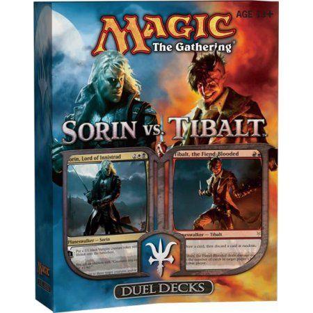 MtG Duel Decks: Sorin vs. Tibalt Sorin vs. Tibalt Duel Decks, Multicolor