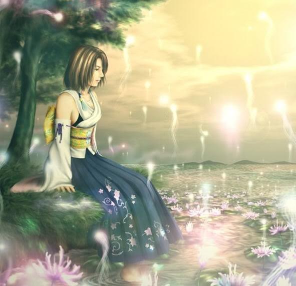 Yuna Final Fantasy 10