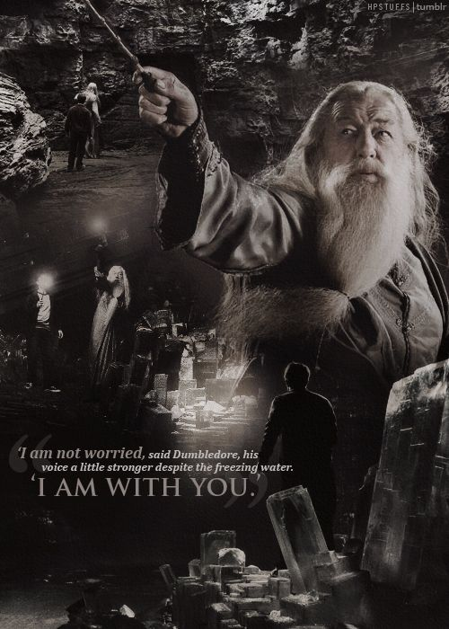 """""""The Cave,"""" in Harry Potter and the Half-Blood Prince. One of my favorite chapters in the entire series."""