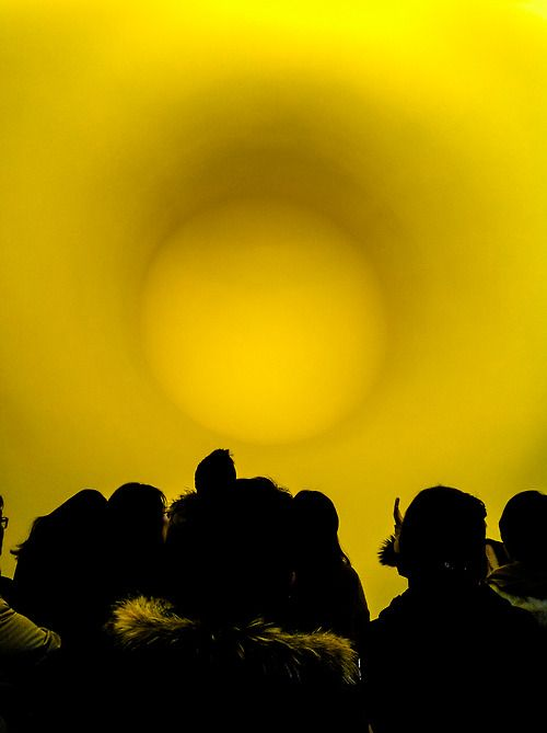 Anish Kapoor, Yellow, 1999,