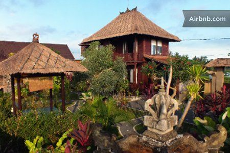 Amazing options on AirBnb for Bali luxury houses at great prices. Could def do this for a week!