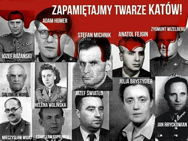 JEWISH MURDERERS OF POLES.