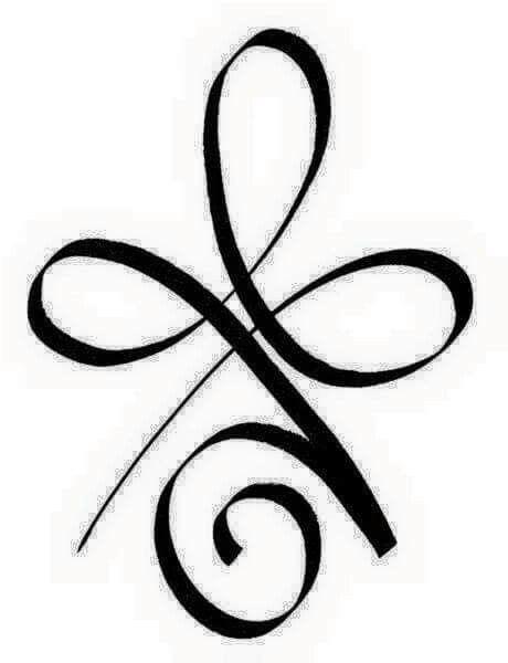 Les 25 meilleures id es de la cat gorie les symboles irlandais et leurs significations sur - Symbole celtique signification ...
