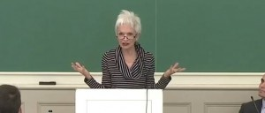 """NYU professor argues against nuclear family, monogamy, anti-polygamy laws -- Outside of entertaining us this afternoon, Ms. Stacey's contributions to civilization focus on """"gender; family; sexuality; feminist and queer theory; [and] ethnography"""" — disciplines that amaze with their ability to render those who have studied them unbearable in social settings."""