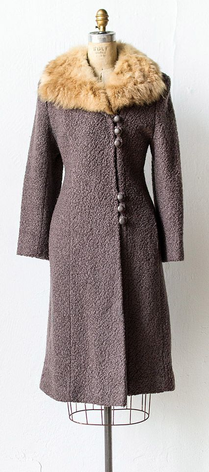Bengal fur vintage clothing