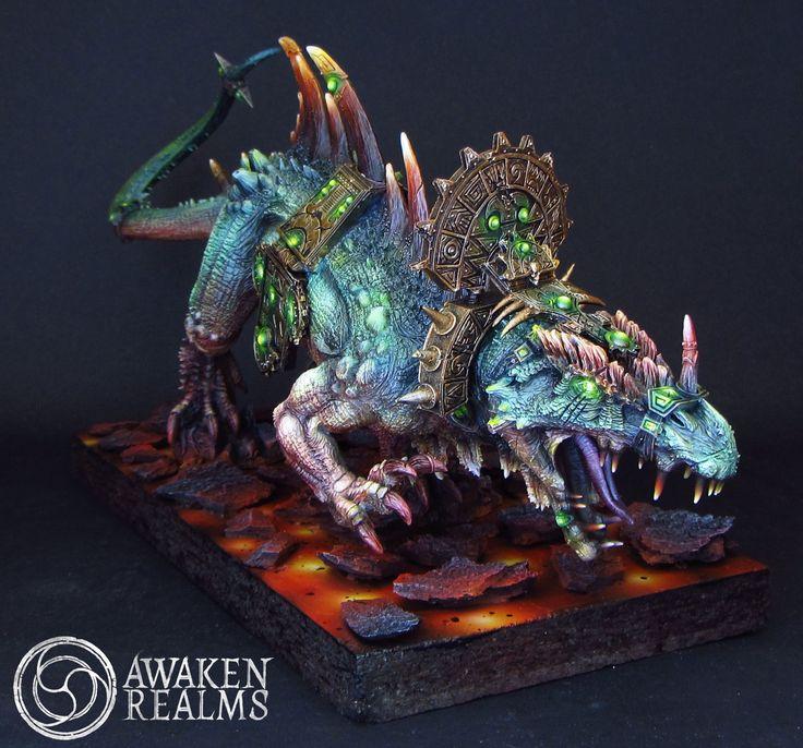 Lizardman Dread Saurian