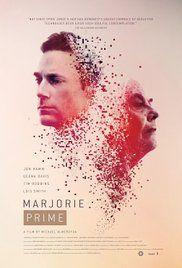 Marjorie Prime Poster