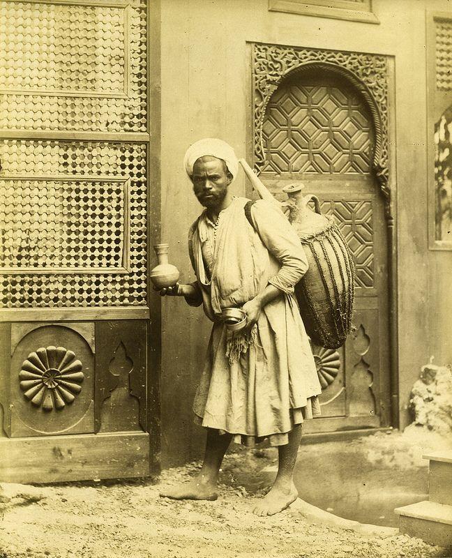 Water Vendor, ca 1880   Flickr - Photo Sharing!