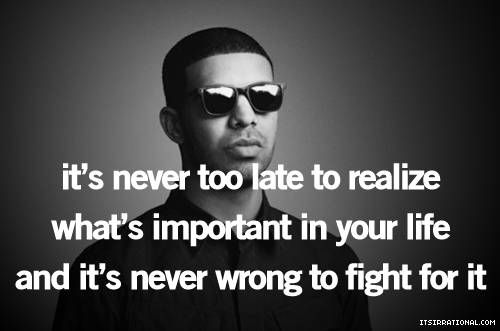 Drake Love Quotes 43 Best Quotes Images On Pinterest  Thoughts Drake Quotes And My Life